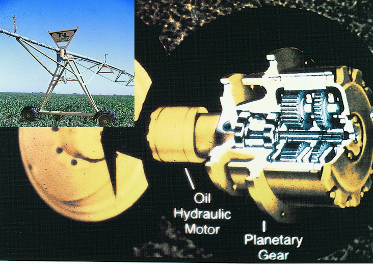 Center Pivot Irrigation Systems And Maintenance Tl