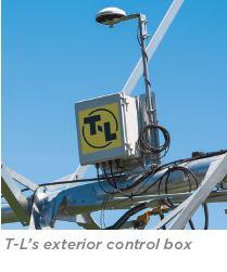 T-L GPS Control Box - Exterior