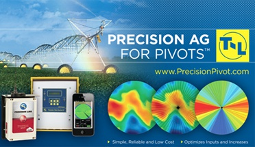 Precision Ag with Agsense for T-L Pivots