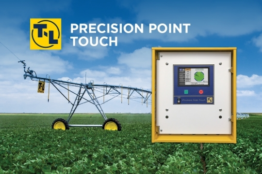 T-L Irrigation Precision Point Touch Control Panel