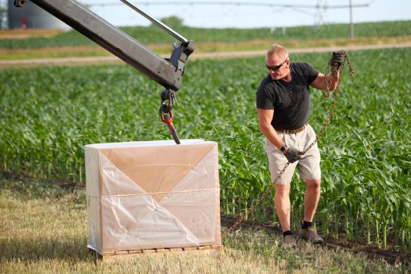 Irrigation Pivot manufacturer | T-L Irrigation in Hastings Nebraska